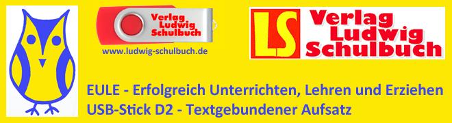 Deutsch Eule Usb Stick D2 Textgeb Aufsatz Schullizenz